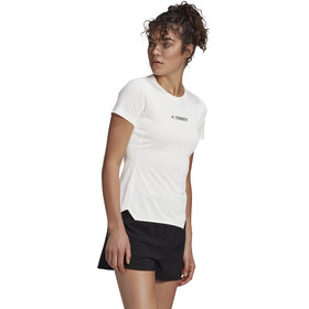 adidas TERREX Parley Agravic TR Allaround T-Shirt Women, biały